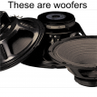 Woofer Speakers