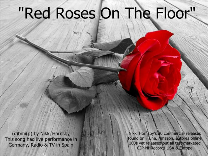 Red Roses On The Floor