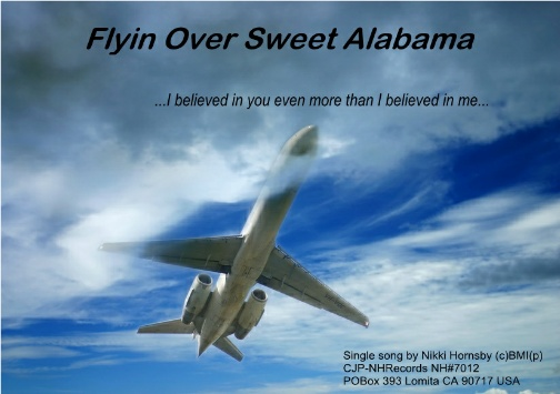 Flyin Over Sweet Alabama